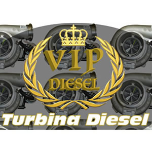 Turbina F-1000 XLT Diesel Turbo - Ford