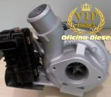 Turbina Volkswagem Delivery 8150 Plus